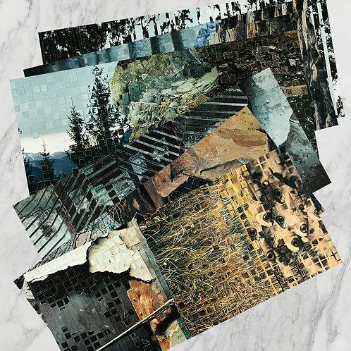 """""""berg & dal"""" ArtCard 6-pack"""