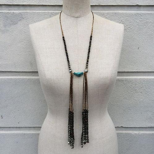 Shamballa necklace N°2
