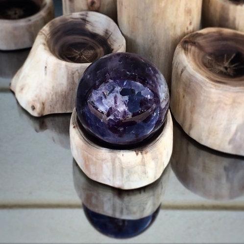Dark Amethyst sphere