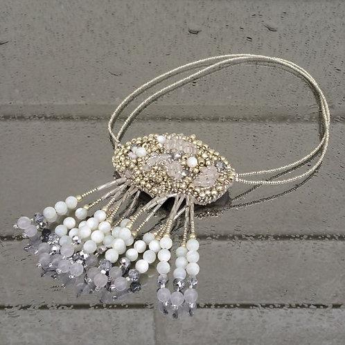 Ice Crystal hair jewel