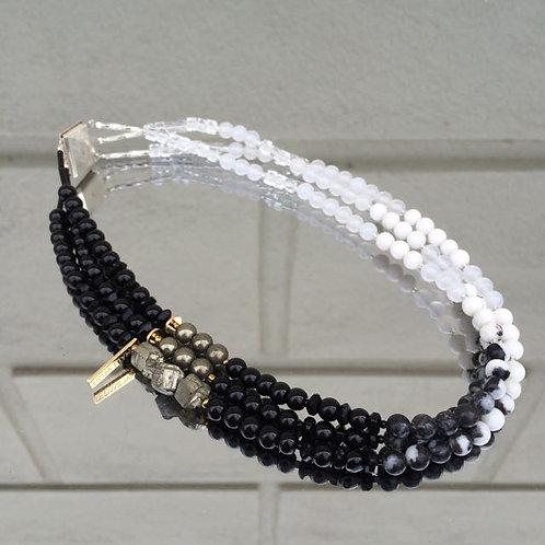 Zebra Jasper necklace