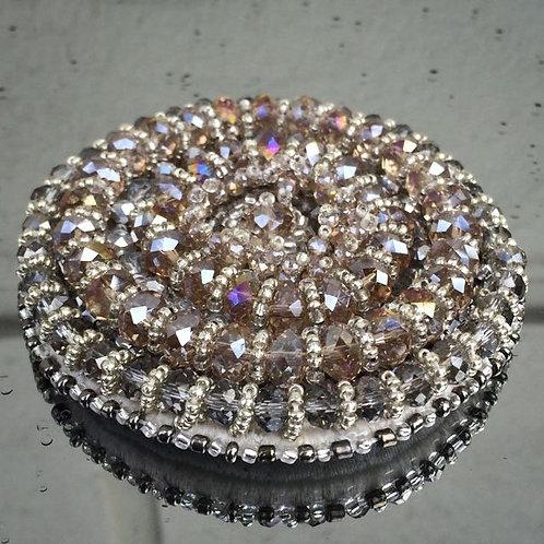 Ice Crystal brooch