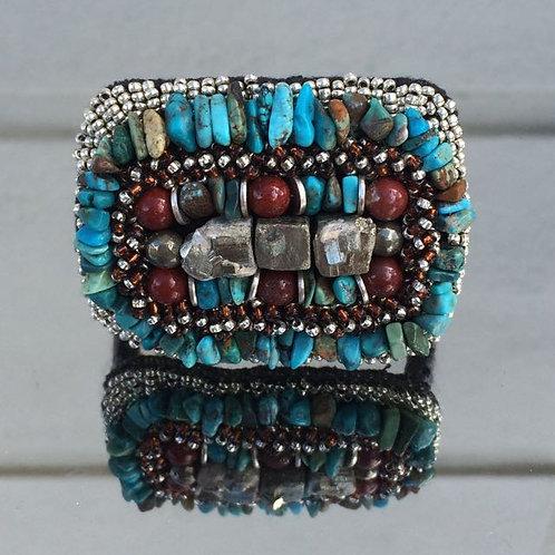 Cosmic watch bracelet N°2