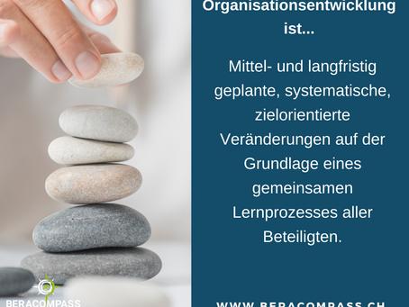Organisationsentwicklung?!