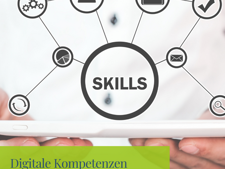 Digitale Kompetenzen in der Arbeitswelt 4.0