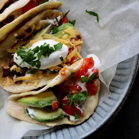 Glutenfreie Tacos