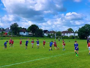 Leinster Summer Camp at Stradbrook