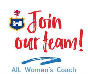 Blackrock College RFC Seeking AIL Women's Coach