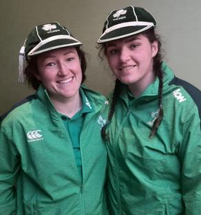 Irish Caps for Rock Women