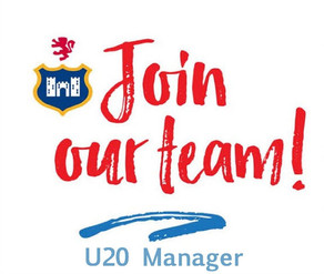 Under 20 Manager Wanted