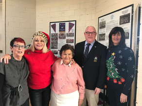 Margaret Browne's 2019 Christmas Lunch