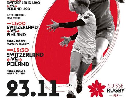 Unser Team gegen Finnland