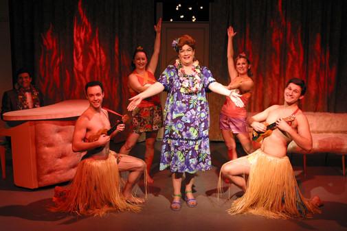 Ethel's Hula Holiday