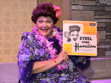 Ethel On Wax