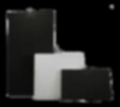 ESTICOS 1 x 1m (negro, blanco, plata y d