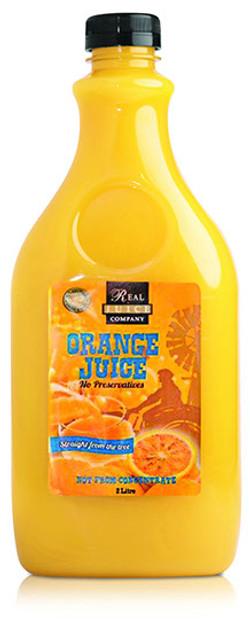farmers range orange 2ltr
