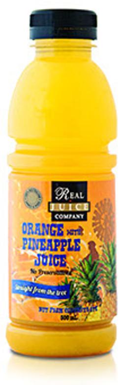 farmers orange - pineapple