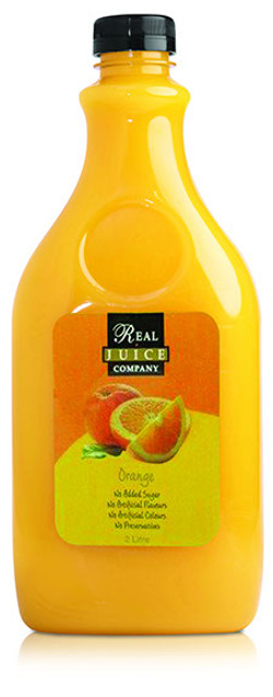ll orange juice 2ltr