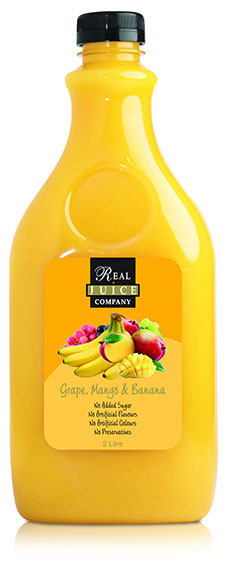ll orange - mango 2l