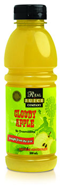 farmers range cloudy apple500ml