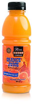 farmers range orange 500ml