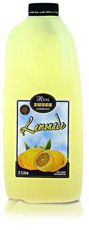 fresh lemonade 2ltr