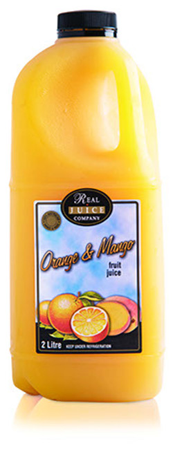 fresh juice orange - mango 2ltr