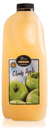 fresh juice cloudy apple 2ltr