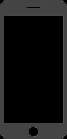 iPhone 7 Silhouette Fake Black Transluce