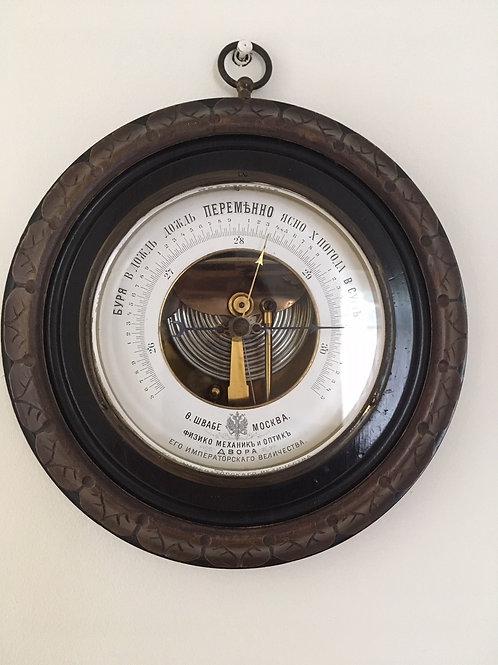Victorian Russian Barometer