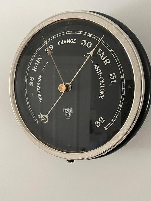 British Army 'Deco Style' Barometer