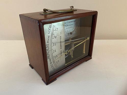 Atmos Barometer