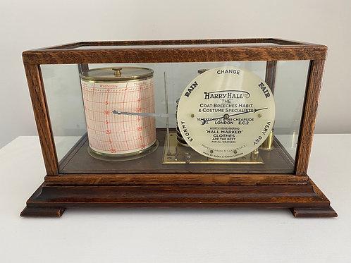 Barograph - Harry Hall Dial