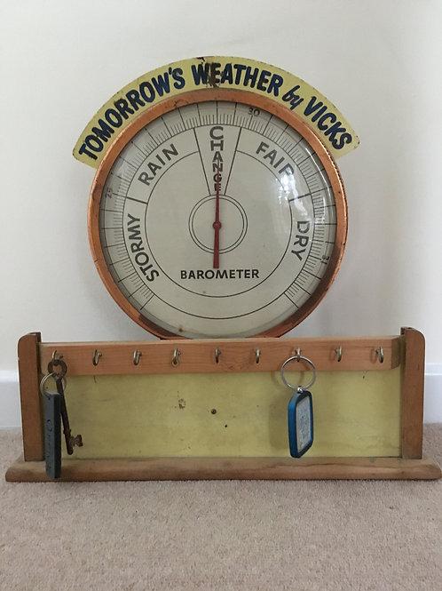Advertising Barometer USA 1947