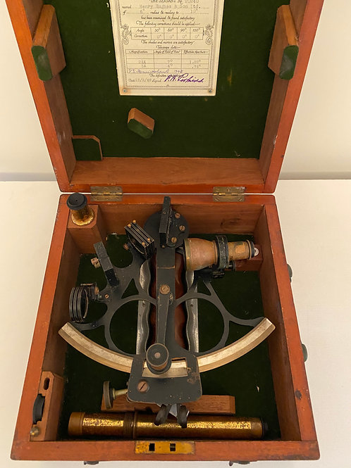 Sextant, Henry Hughes, London