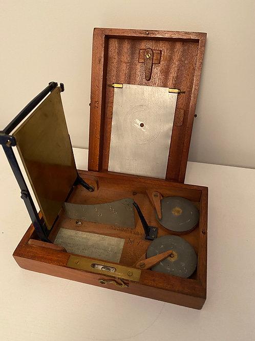 Rare Swinging Plate Anemometer