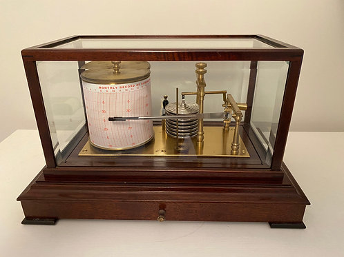 Monthly Barograph