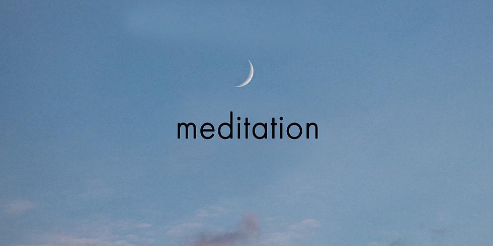 FOREST MEDITATION CLASS