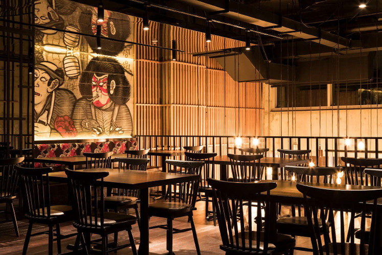 Japanese Graffiti Artist, Sydney, Sushi Graffiti, Street Artist