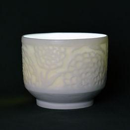 Cylindrical Bowl Niko Scharer