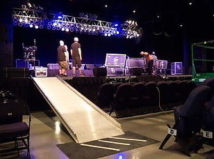 PA Entertainment Group - Aluminum Stage