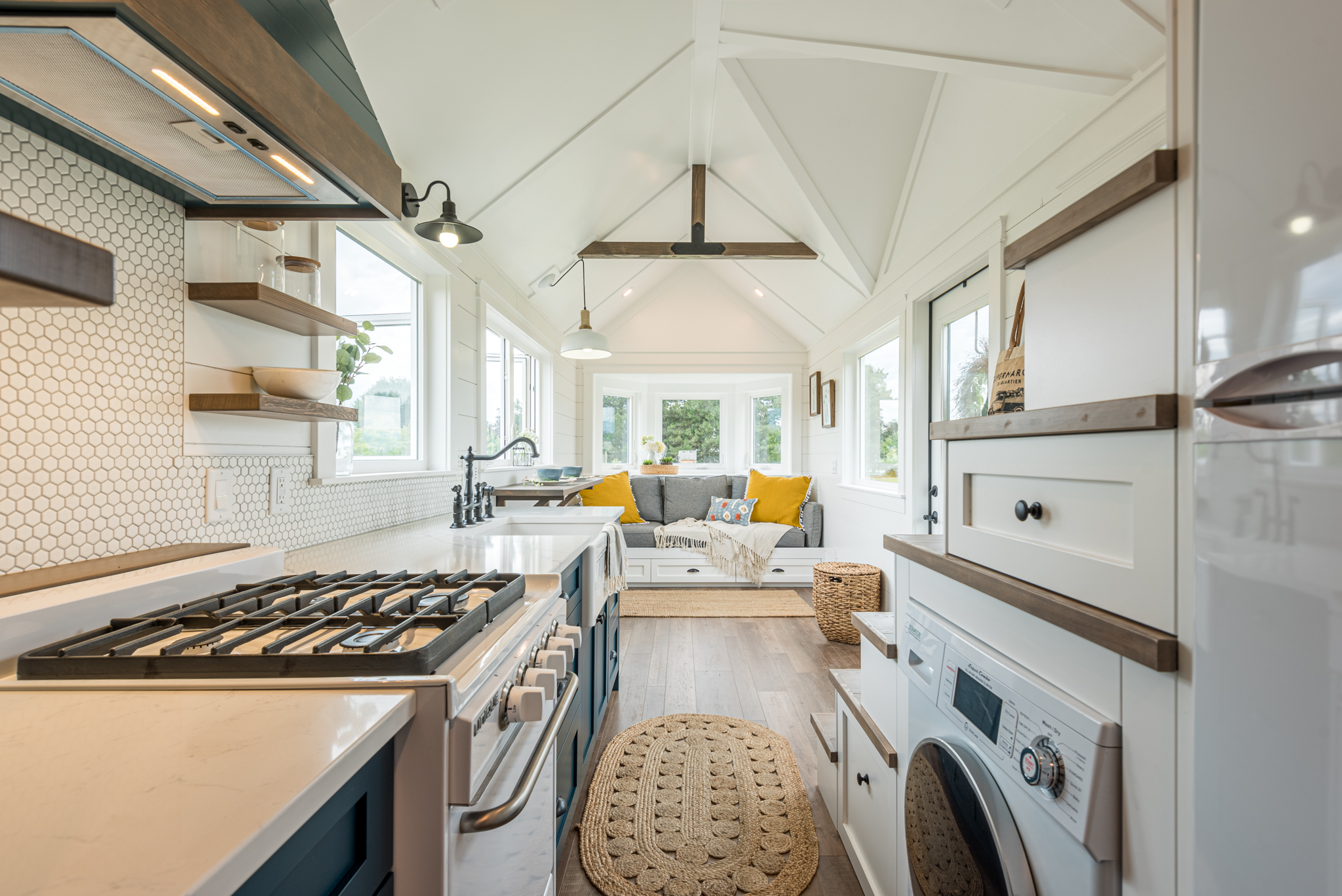 Tiny House Kitchen