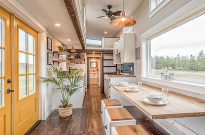 Summit Tiny Homes - Living in a Tiny Home