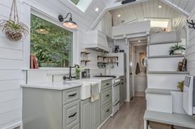 Summit Tiny Homes (The Heritage) Kitchen