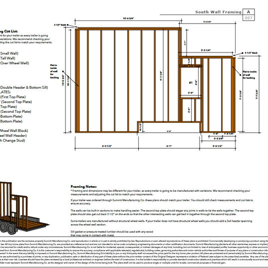 DIY Tiny Home Plans