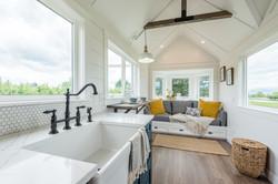 Summit Tiny Homes Kitchen