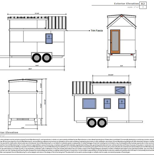 DIY Tiny Home Plans