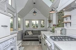 Summit Tiny Homes - The Heritage Kitchen