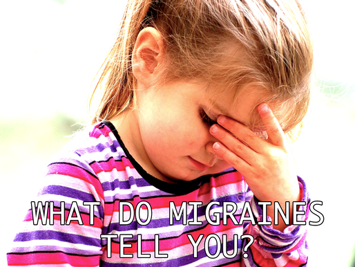 What Do Migraines Tell You?