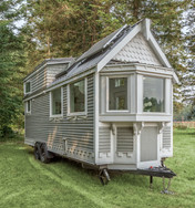 Summit Tiny Homes (The Heritage) Exterior